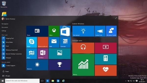 欧盟要求微软解释Windows 10收集个人数据目的的照片