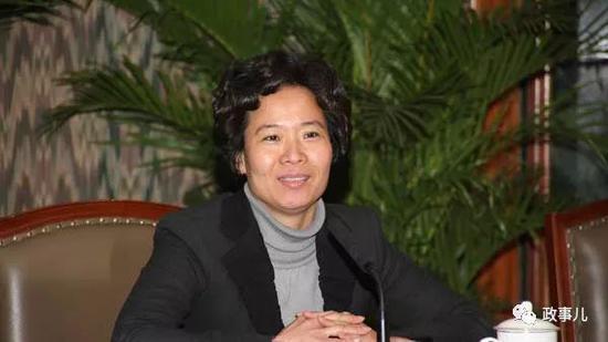 """3位女组长""""挂帅""""中央巡视组:她是第四次任组长"""