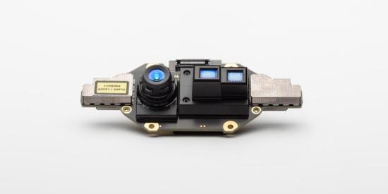 微软发布了新一代Kinect深度摄像头【图】