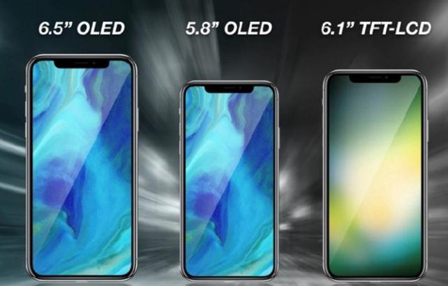 新情报:今年三款iPhone一半LCD屏 5月开产