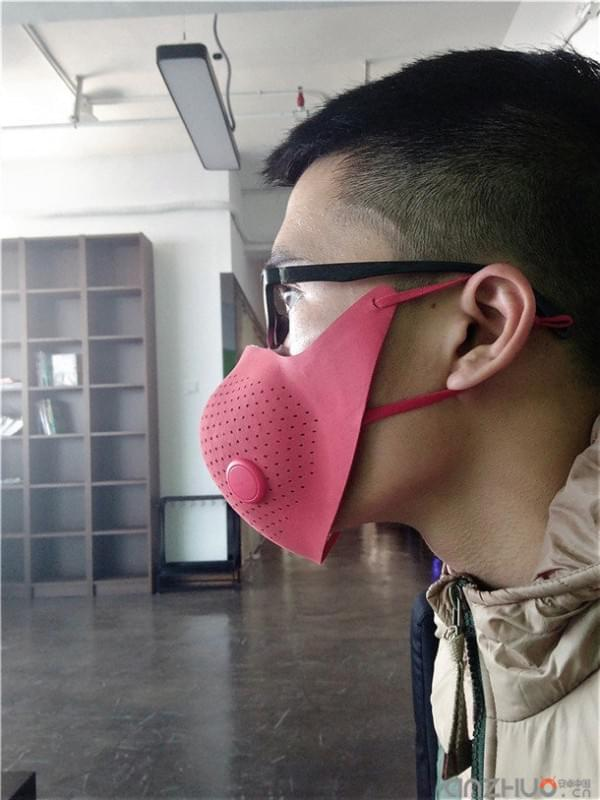 小米防雾霾口罩AirWear图赏的照片 - 7