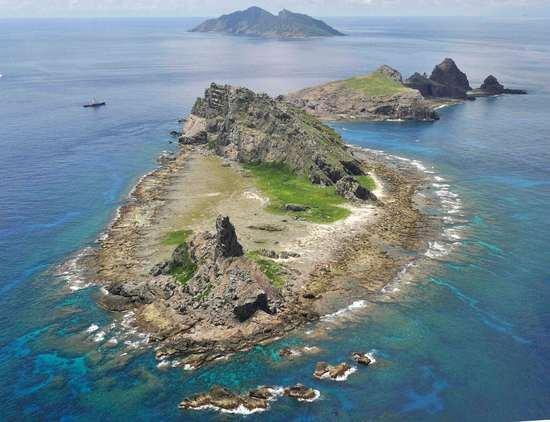 日媒:日本已搁置钓鱼岛争议 所谓抗议就是打手机