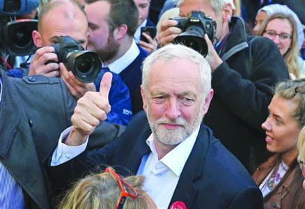 英国大选今日开锣 首相12个小时马不停蹄拉票