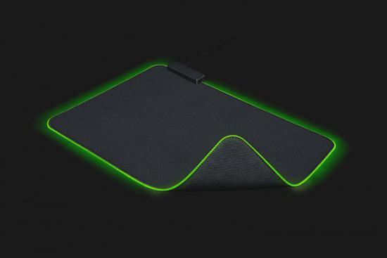 Razer推出Goliathus ChromaLED照明鼠标垫