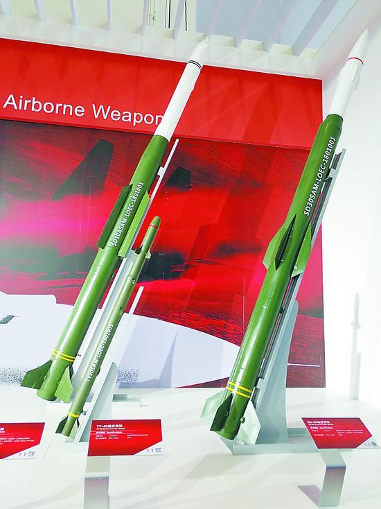 中国这款第四代空对空导弹也跻身世界最先进