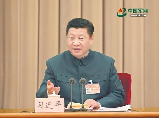 中央军委政治工作部:坚定维护核心 坚决听党指挥