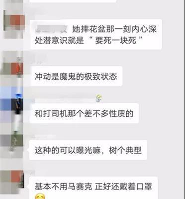 女子菊花展强行抢花 被工作人员阻拦后又怒摔花盆