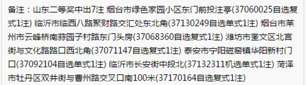 井喷10注604万奖 这一项奖金就高达7335万