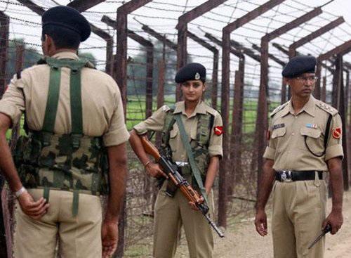 封锁印巴千里边界?印度打造边境高技术智能围栏