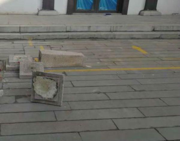 安徽一小学生研学旅行出意外 被石制灯具砸中身亡