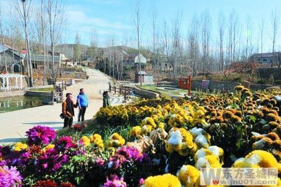 """邹城市提升""""三农""""初步形成美丽乡村建设新格局"""