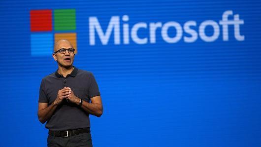 微软CEO纳德拉:未来30年世界格局将由中美关系定义