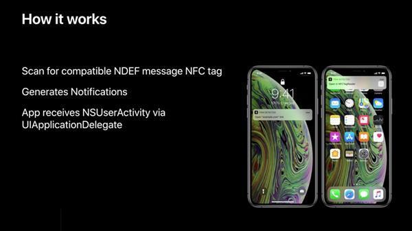 iPhone Xs/Xr支持后台NFC 无需另启动App