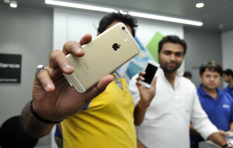 半年卖100万台iPhone 苹果印度多位高管离职
