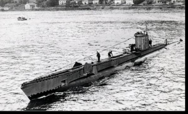 几十年内泄漏60吨水银?二战德国U艇成水下灾难