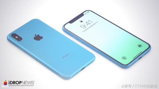 5c设计回归,聚碳酸酯外壳版iPhone X