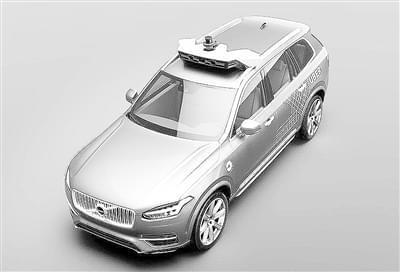 优步要建自动驾驶车队