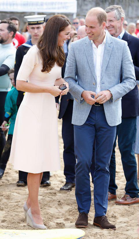 梅根、凯特从不敢穿这种鞋见女王 王室禁忌了解下