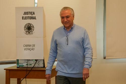 外媒:巴西总统特梅尔丑闻缠身 再遭腐败指控