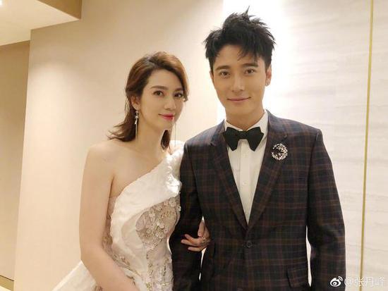 张丹峰洪欣夫妻