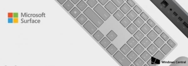 Surface蓝牙键盘宣传图曝光的照片