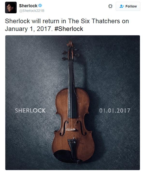 《神探夏洛克4》确定明年1.1回归,第一集要讲啥?