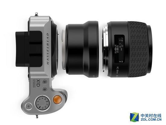 触控选取白平衡 哈苏发布X1D与H6D新固件