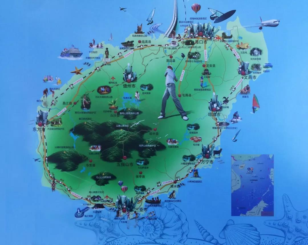 习近平考察海南传递了哪些重要战略?