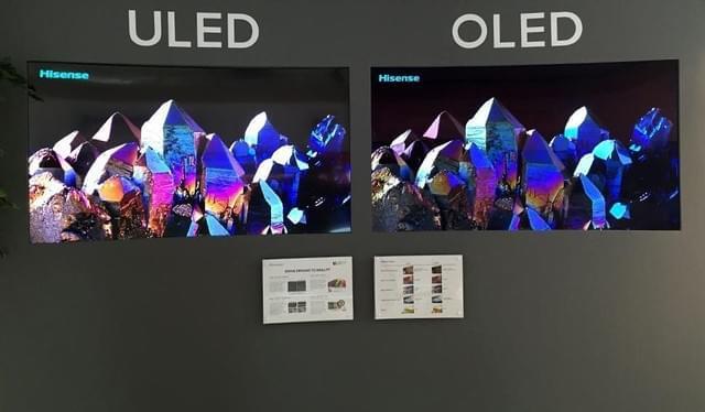 搭载ULED超画质技术 海信EC880新品电视首测