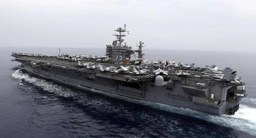 """北約20年最大規模軍演將至 美航母""""杜魯門號""""加入"""