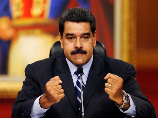委内瑞拉总统马杜罗:尝试过的所有生产模式均失败