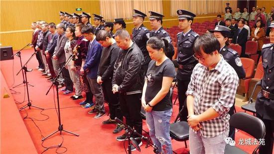 广西中美天元集团骗取贷款案13人获刑 涉案420亿