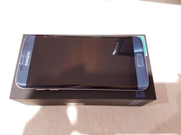 珊瑚蓝版Galaxy S7 edge开箱的照片 - 4