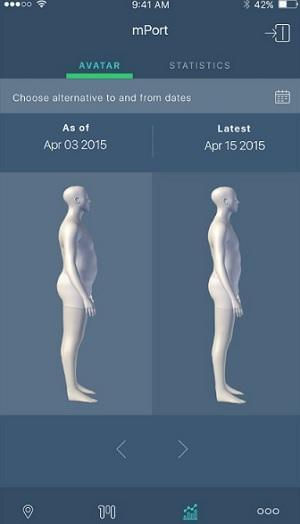 购物健身必备神器 3D身体扫描机真的来了