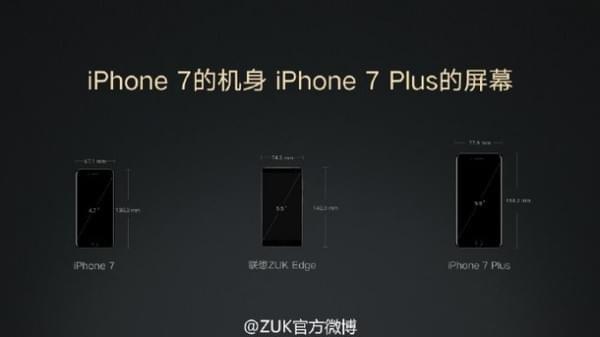 联想ZUK Edge发布:屏占比高达86.4% 售价2299元起的照片 - 3