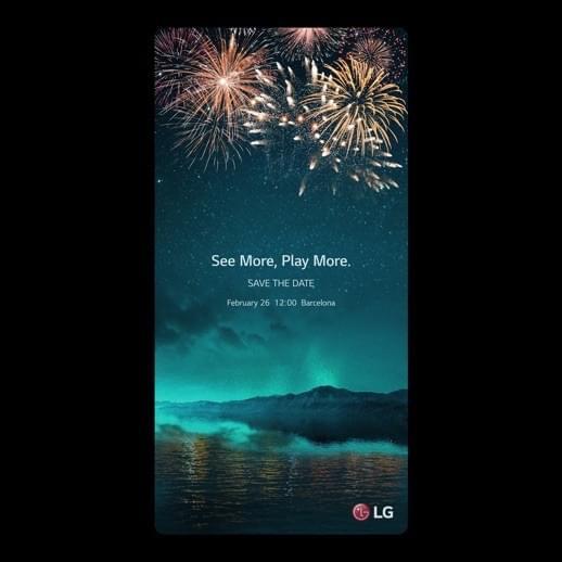 LG宣布新旗舰:5.7寸18:9屏、骁龙835/下月发的照片 - 2