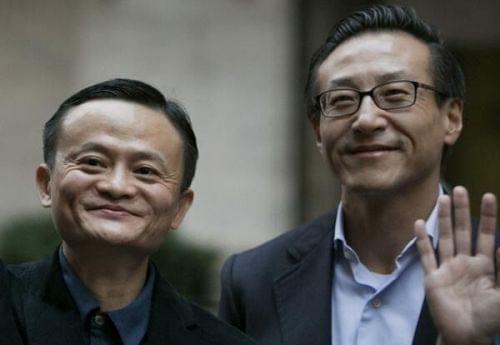 阿里副主席蔡崇信一日减持超66万股阿里股票
