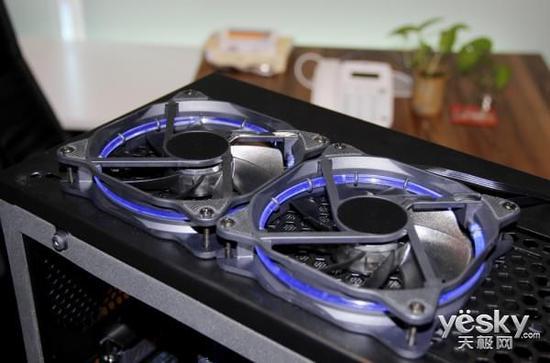 双风扇性能好 cpu一体式水冷散热器导购推荐