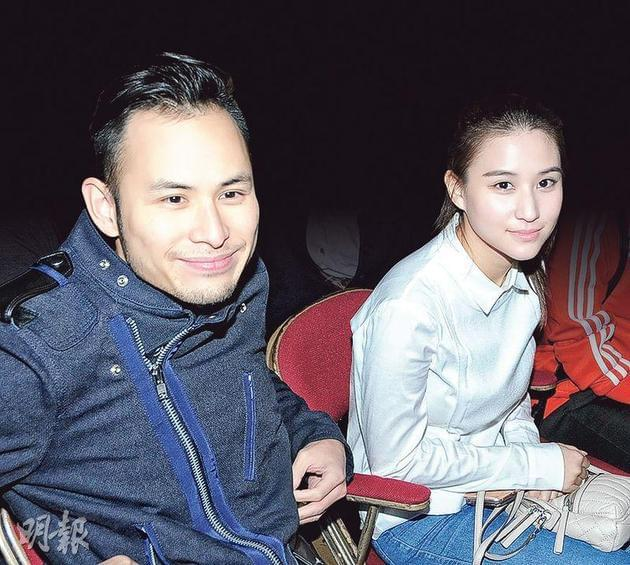何超莲表示与干哥哥杨政龙经常见面都是为了讨论做义工的事,并非如传闻那样发展成情侣关系。