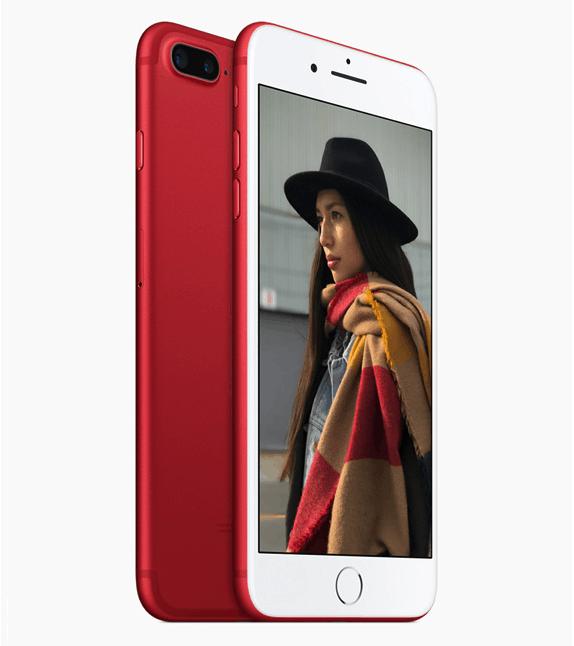 苹果推出红色特别版iPhone 7系列,何为(Product)RED?的照片 - 3