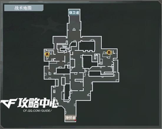 枪王新版本地图炼油工厂战术点位分析