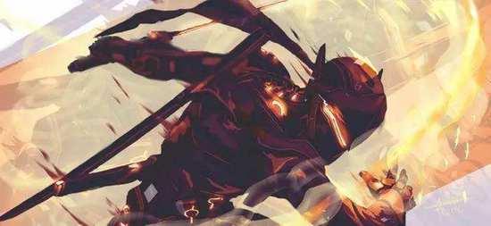 守望先锋:源氏不是最强的英雄 而是最完美的英雄