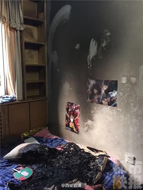 小米MAX用户充电时突然爆炸的照片 - 2