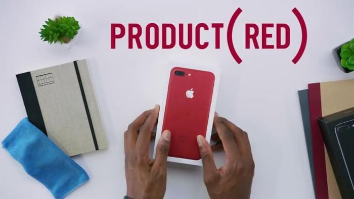 iPhone 7 Plus红色特别版开箱上手的照片 - 3