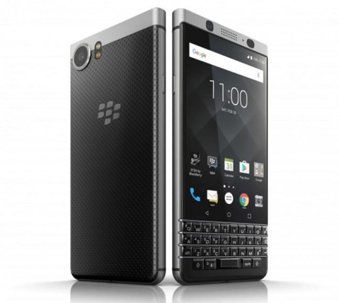 黑莓全键盘新机正式名称为BlackBerry KEYone的照片 - 2