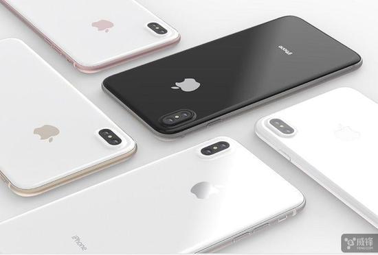 这样的iPhone配色是否让它看起来更艺术