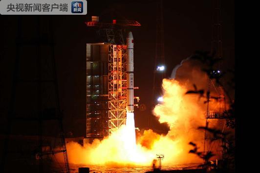 长征二号丙火箭成功发射巴基斯坦遥感卫星