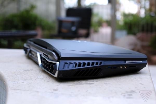 39999起 宏碁发布全球首款GTX1080曲面游戏本的照片 - 12