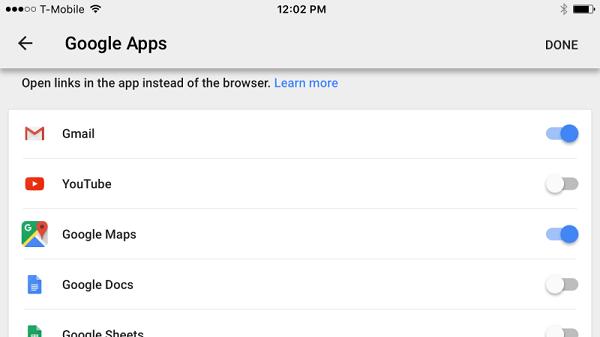 两个iPhone浏览器的对决:Safari与Chrome的照片 - 2