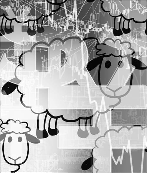 """人民币汇率升值背后的""""羊群效应"""""""